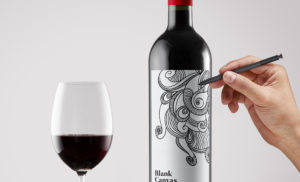 Blank Canvas Red Wine by Chapter Estates Wine Co.