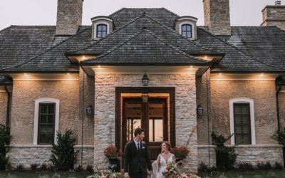 Wedding Elopement Ceremony (cere-mini) at Bos Estate